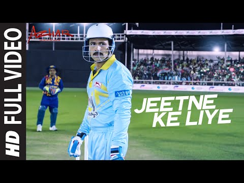 Jeetne Ke Liye Lyrics from Bollywood movie Azhar (2016)
