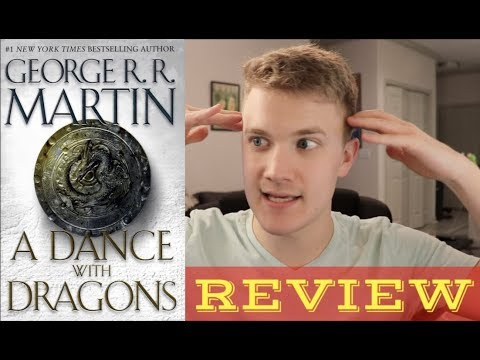 A Dance With Dragons Review/The Game Of Thrones Situation