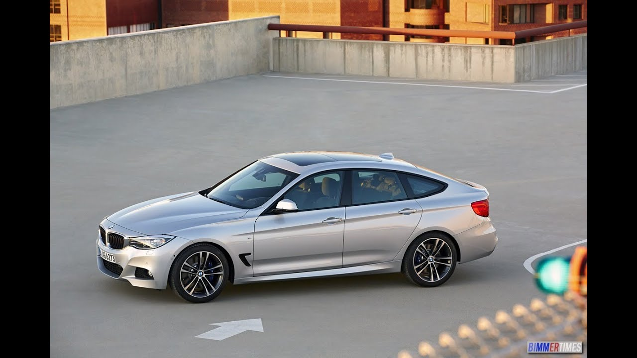 WORLD DEBUT: BMW 3 Series Gran Turismo 335i 328i GT   YouTube