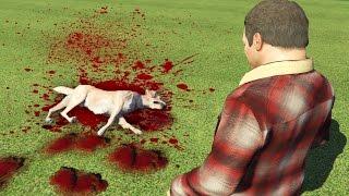GTA 5 - THE REASON WHY MICHAEL