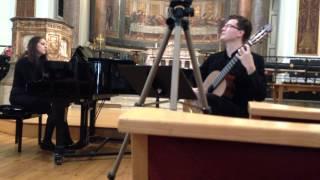 Markovich-Concerto for guitar