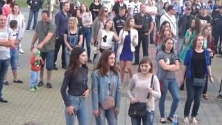 День молодежи в Волковыске