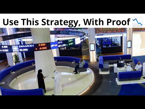 Strategy for beginners in Dubai Financial Market By Stalk Stock