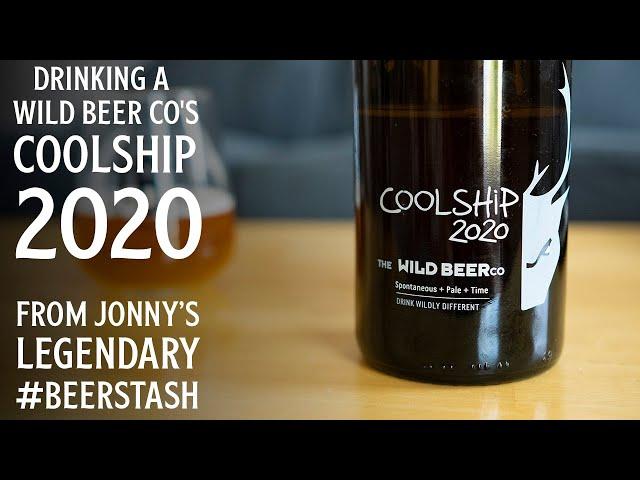 Wild Beer Co Coolship 2020 (Beer stash raid!) | The Craft Beer Channel