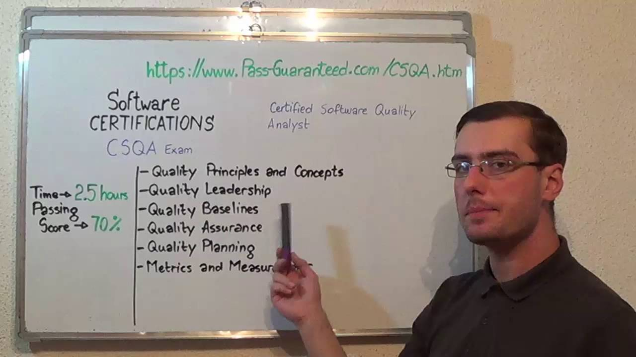 csqa certified exam software quality test analyst questions csqa certified exam software quality test analyst questions