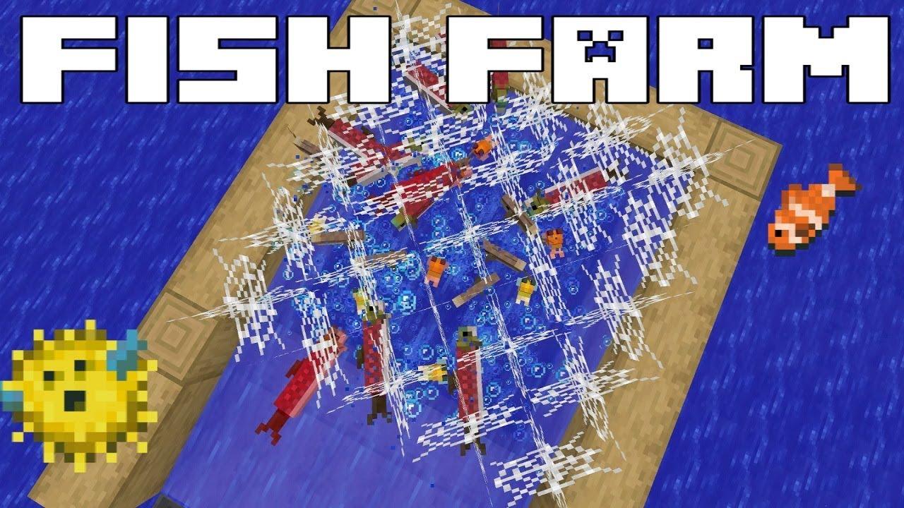 Tutorials/Fish farming – Official Minecraft Wiki