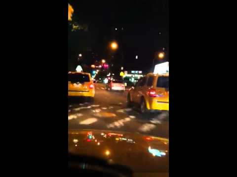 Taxi NYC cab