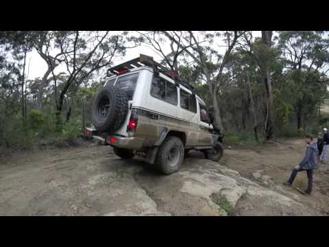 4x4 Off Road - Coolendel Camp - 4x4 Adventures