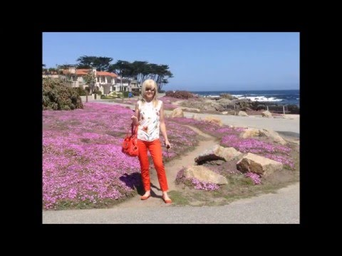 Monterey , Hotel Pacific and Carmel by the sea