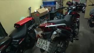Как снять седло с мотоцикла ЗиД 250