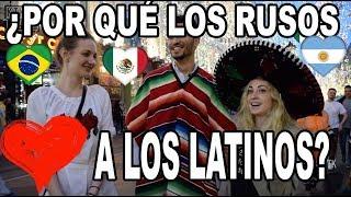 ¿Por qué los rusos se enamoraron de los fans de Latinoamérica? c/Subtítulos