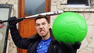Kann ich einen UNZERSTÖRBAREN BALL ZERSTÖREN?