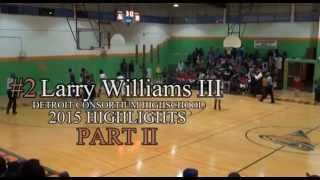 Larry Williams III - 2015 Highlights 2