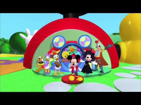 Minnie Mouse Halloween At The Mickey Mouse Clubhouse