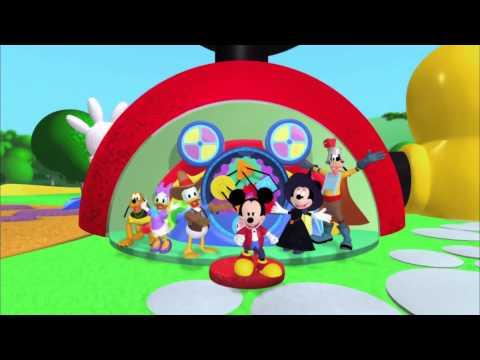 Mickey Mouse Clubhouse - Halloween Hotdog Dance