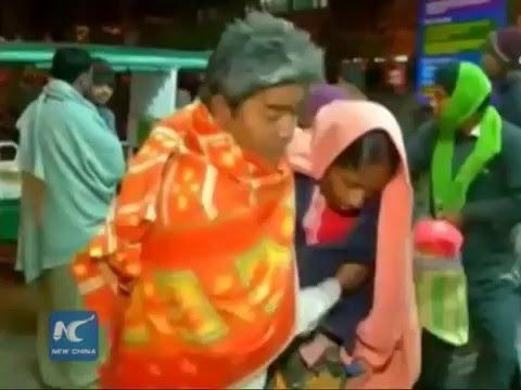 6 killed, 100 injured in quake in NE India