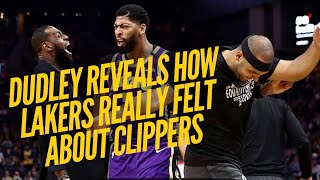 Jared Dudley Reveals How Lakers Really Reacted When Clippers Blew 3-1 Lead