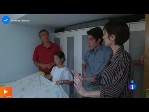 Reportaje de nuestra familia en Televisión Española
