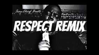 "Biggie ""Respect"" [Remix] 2013 // IronChief Beats"
