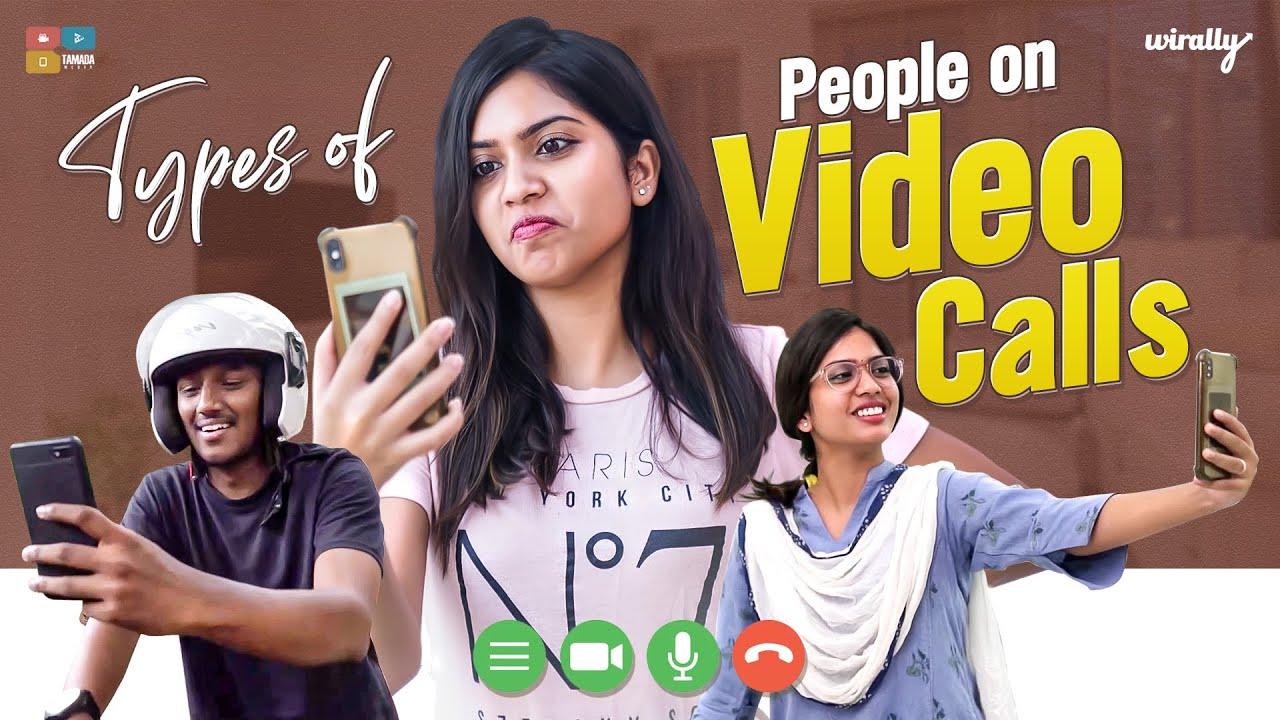 Types of People on Video Calls    Wirally Originals    Tamada Media