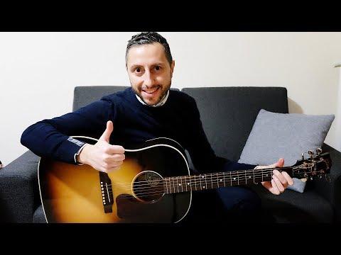 Imparare la chitarra - Pennata Ritmica metodo infallibile!