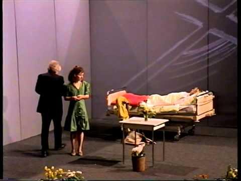 Eva-Maria Admiral  Theaterszene:  Besuchszeit