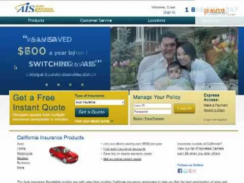 AIS Insurance Company Review - Rates, Quotes, Policies Sold