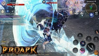 AxE Alliance vs Empire Blademaster - Android Gameplay