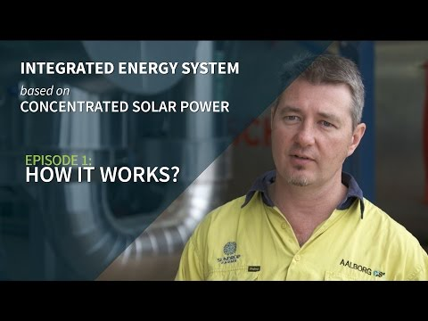 Integrated Energy System based on CSP - Episode 1 - How it works