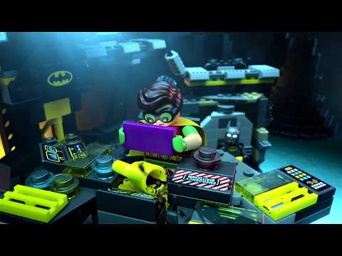 Transformation Trouble - LEGO Batman Movie - Mini Movie