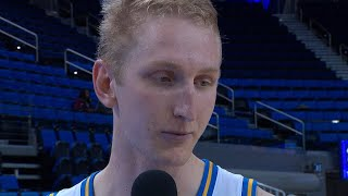 Postgame Interview: UCLA's Thomas Welsh