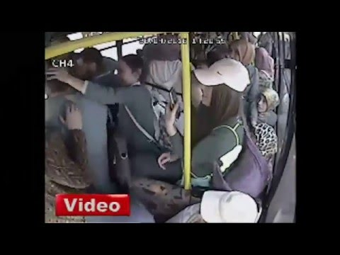 Kocaelinde Otobüste Kadınlara Cinsel Organını Gösteren Tacizci