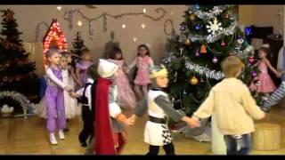 "Клип ""Хоровод"" (Детский сад № 136 г. Мурманк, 25.12.2012)"