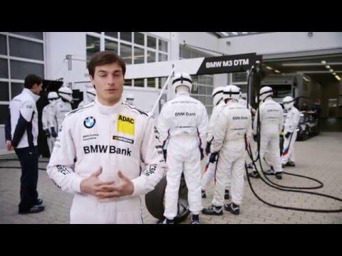 Drive Like Bruno BMW Bank