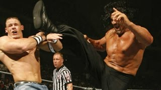 10 Times Terrible Wrestlers Put On Great Matches