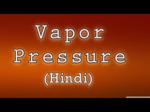Vapor Pressure, Evaporation And Boiling
