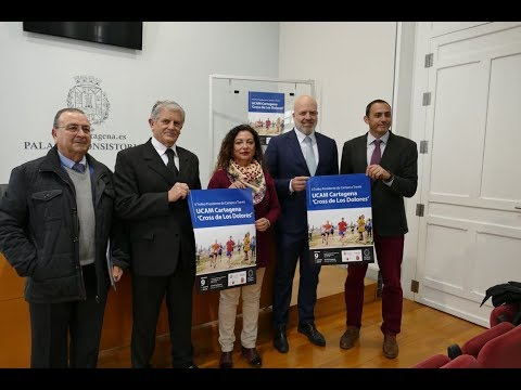 La UCAM Cartagena celebra su II Trofeo Presidente de Campo a través 'Cross de Los Dolores'