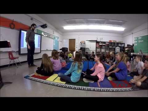Dan Bergman 2nd Grade Teaching Example