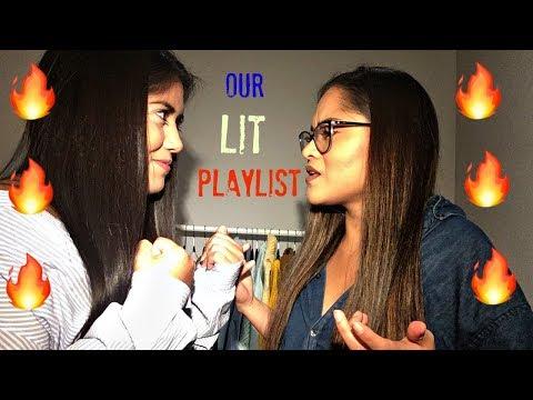 Our Lit Playlist// Ft. K-Riz, Travy.p, French Montana, Major LaZer