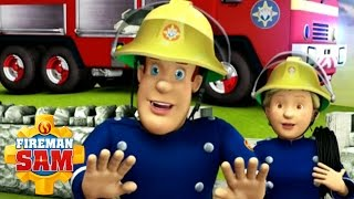 Fireman Sam US Official: Norman Gets Trapped In A Well