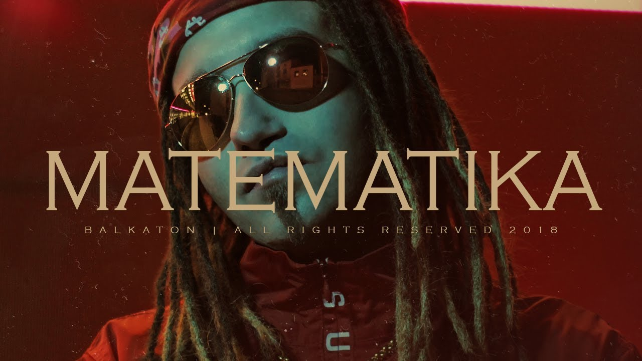 Rasta - Matematika (Official Video) #1