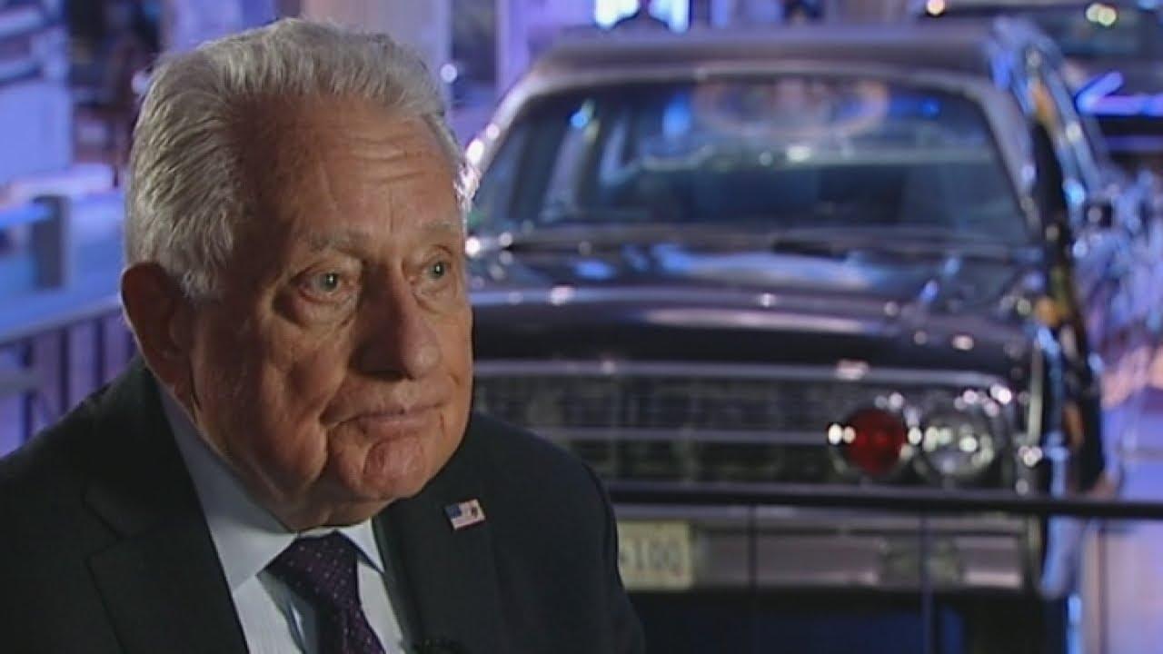 JFK: Secret Service agent Clint Hill still 'haunted' by Kennedy's death
