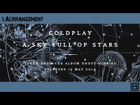 A SKY FULL OF STARS (Coldplay) - LACrrangement Piano Cover