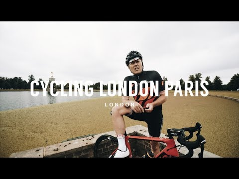 HOW TO CYCLE FROM LONDON TO PARIS