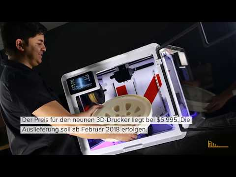 0 - Airwolf 3D stellt EVO Additive Manufacturing Center auf CES vor
