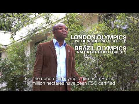 Web TV LCB / STTC, Jean Bakouma, WWF with english subtitles