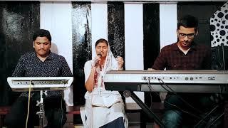 Manase Shandhamaaghu Christian song  Karuna Elezebeth Godly 