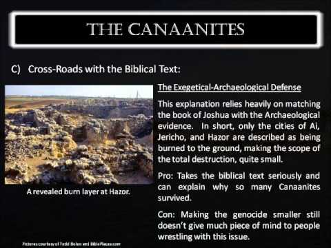 GB 102 Israels Western Neighbors: The Canaanites, Philistines, and Phoenicians