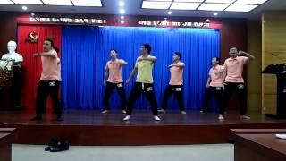 Dân vũ Shalala - Biên đạo Lê Quang Lâm