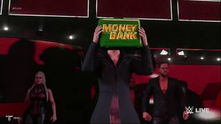 WWE 2K19 The Miz Money In The Bank Entrance (PS4/Xbox One/PC)
